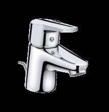 Kludi D-VISE egykaros mosdócsap króm lefolyóval