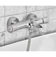 Mofém Golf fali kádcsaptelep Basic zuhanyszettel