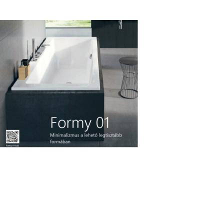Ravak kád Formy 01 (180x80cm)