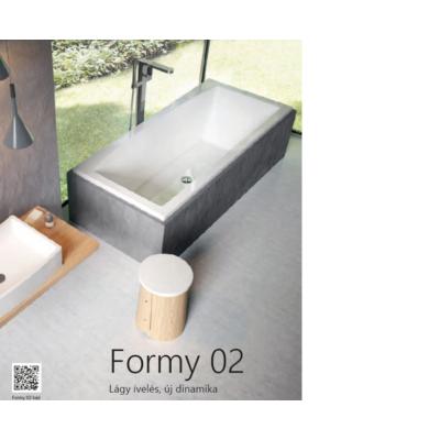 Ravak kád Formy 02 (180x80 cm )