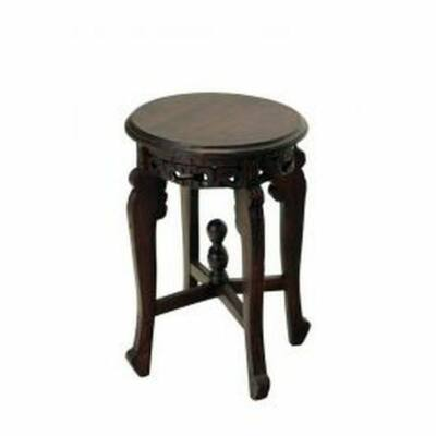Sapho Bali szék 30 x 45 cm sötétbarna