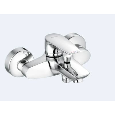 Kludi Pure&SOLID kádtöltő -és zuhanycsap