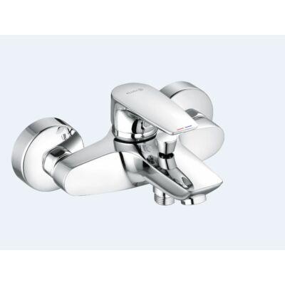 Kludi Pure&SOLID kádtöltő-és zuhanycsap