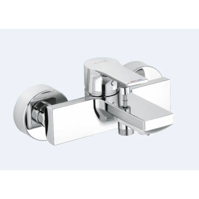 Kludi Zenta SL kádtöltő -és zuhanycsap (króm)