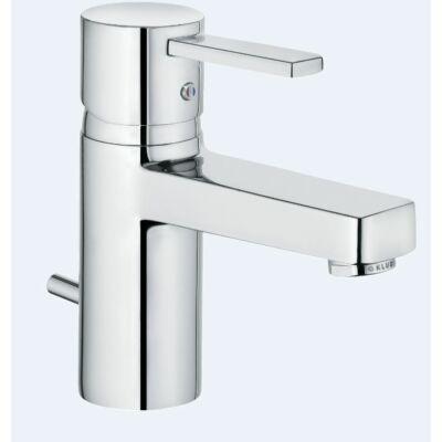 Kludi Zenta  mosdócsap 65 (króm,lefolyóval)