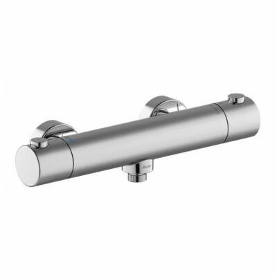 Ravak PURI  termosztátos fali zuhanycsaptelep szett nélkül (PU 033.00)