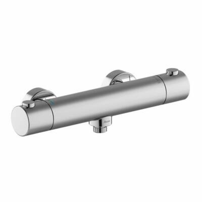 Ravak PURI termosztátos fali zuhanycsaptelep szett nélkül (PU 033.00/150)