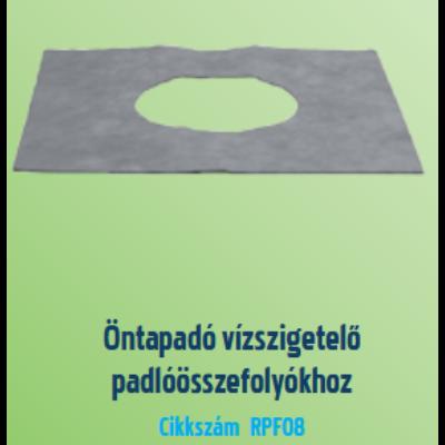 Roltechnik öntapadó vízszigetelő padlóösszefolyókhoz