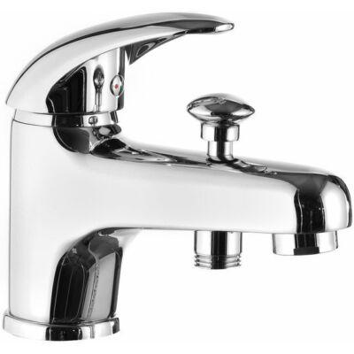 Aqualine KASIOPEA kádtöltő csaptelep zuhanyváltóval