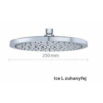 Teka  Ice L esőztető zuhanyfej, köralakú 250 mm