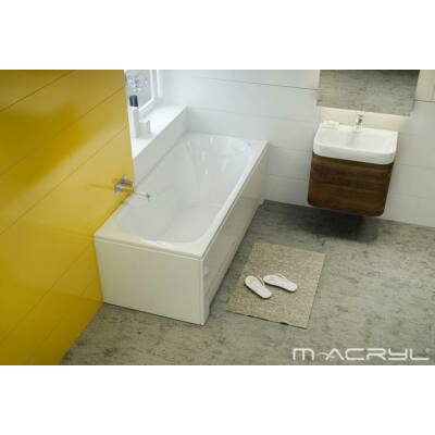 M-Acryl kád Sortiment (160 x 75 cm)