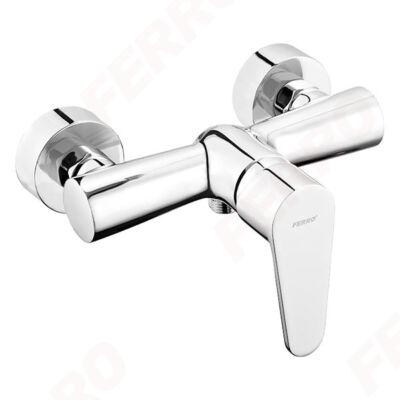 Ferro ALGEO SQUARE zuhany csaptelep szett nélkül