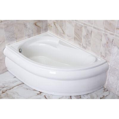 VIVA Favorit Siesta aszimmetrikus fürdőkád balos 150 x 100 cm