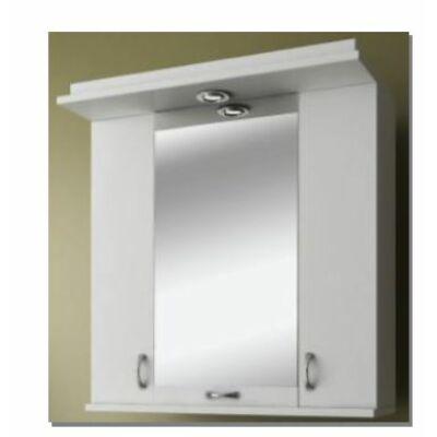 VIVA Djani tükrös szekrény NAGY led világítással 61x69 cm (4312)