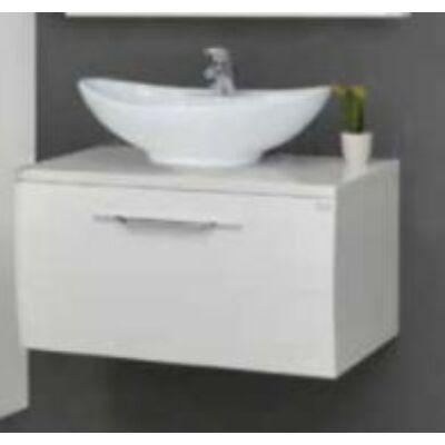VIVA TMP Moon 80 fali fürdőszobabútor Top Counter 80 mosdóhoz 80x45x45