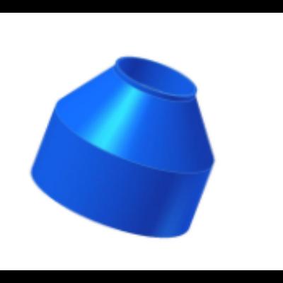 Kútsapka műanyag 110x40
