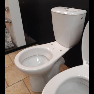 Keramag Delta Fondo monoblokkos 2 öblítéses WC tartály