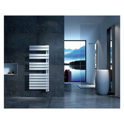 Arezzo Horizont White (1355 x 550) törölközőszárítós radiátor