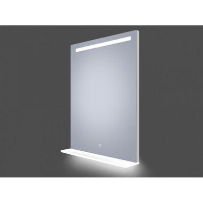 Arezzo Contrast okos tükör (60x80) világító polccal
