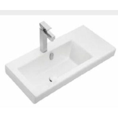 VIVA ISIK beépithető mosdó (45 cm) - jobb csaplyukas