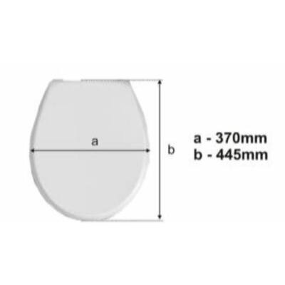VIVA Style WC ülőke , PLUS ECO,FG520PP