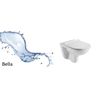 Wellis  WC fali Rimless BELLA