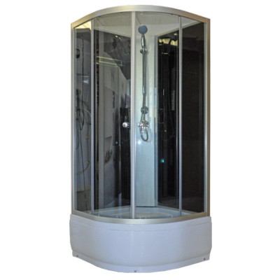 Aqualife Opal  zuhanykabin tető 508 C/509 C (90x90/10 cm)