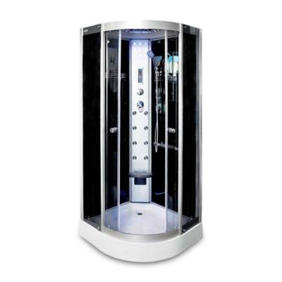 Aqualife Brill 8081 hidromasszázs zuhanykabin 100x100x220 cm