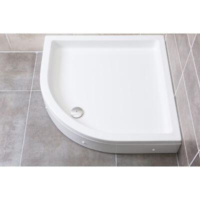 VIVA Favorit STEP zuhanytálca 16 cm (80 x 80 / 16 cm, íves)AL211
