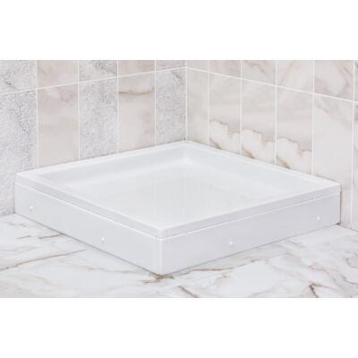 VIVA Favorit STEP zuhanytálca 16cm (80x80x16cm, szögletes) AL210