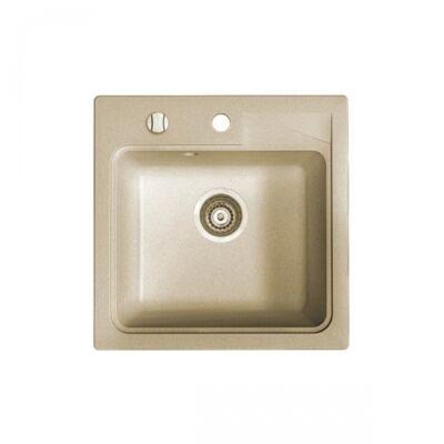 Marmorin / Zege ISAO gránit mosogató egymedencés